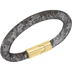 Stardust Bracelet - single grey with gold AED340